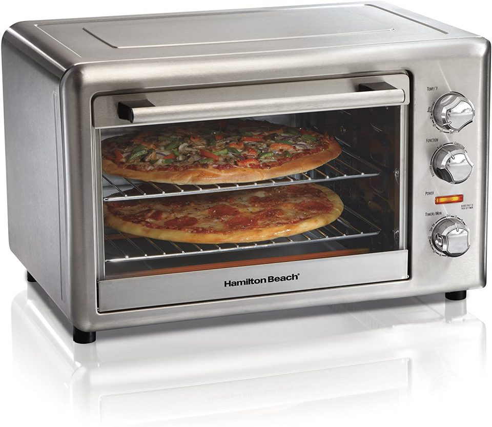 Hamilton Beach Countertop Convection Toaster Oven