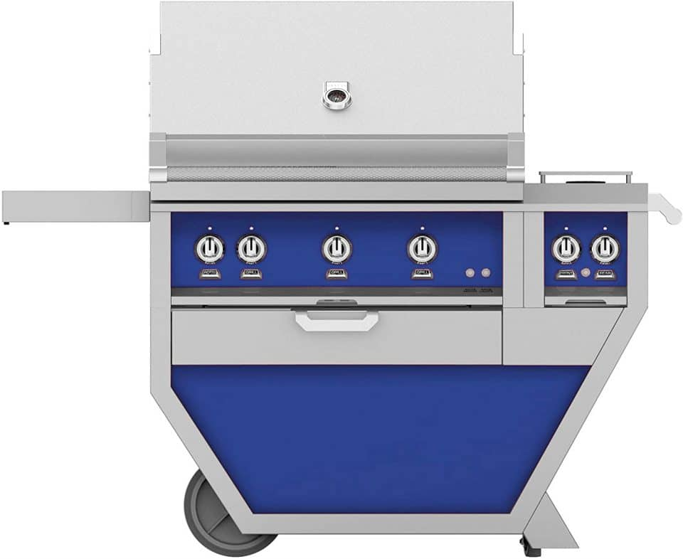 Hestan 36-Inch Natural Gas Free Standing Grill