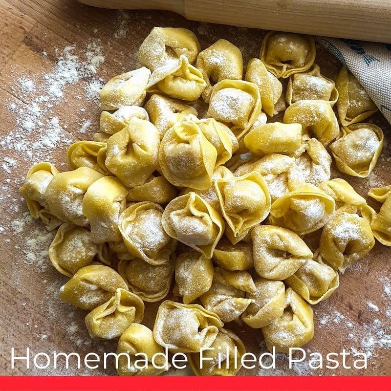 Homemade Filled Pasta
