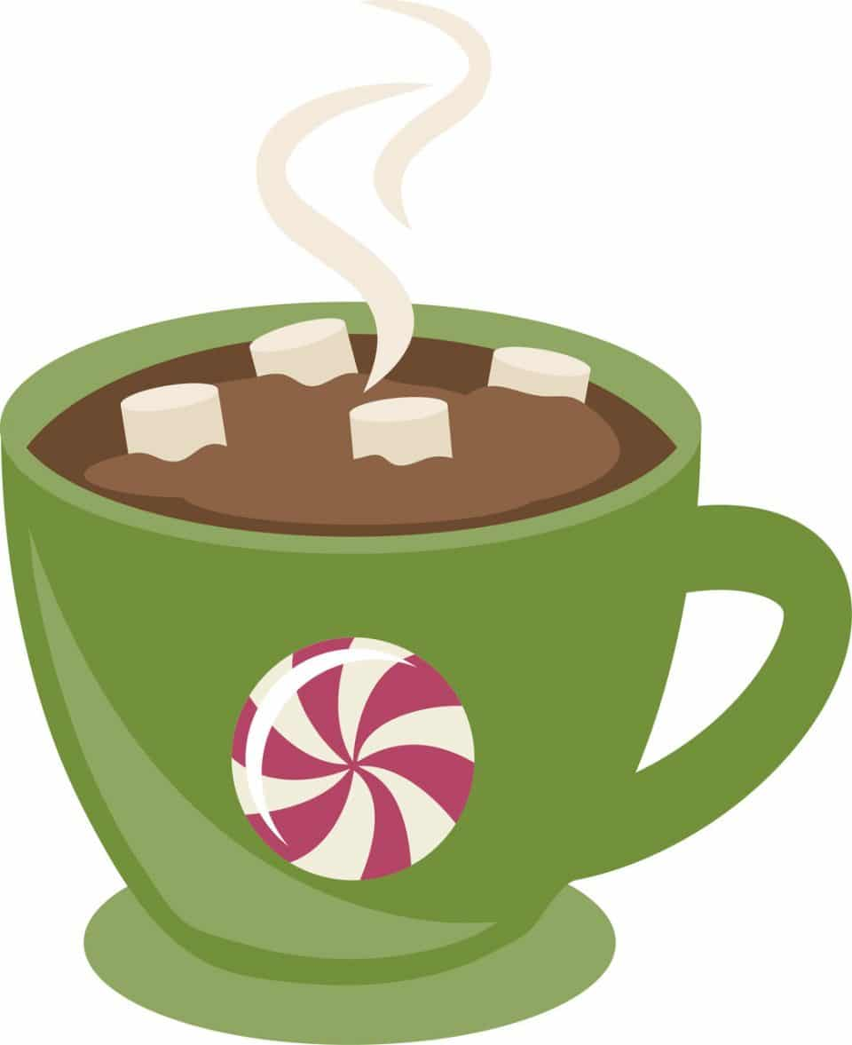 Hot Chocolate; Clip art credit to: Clipartix