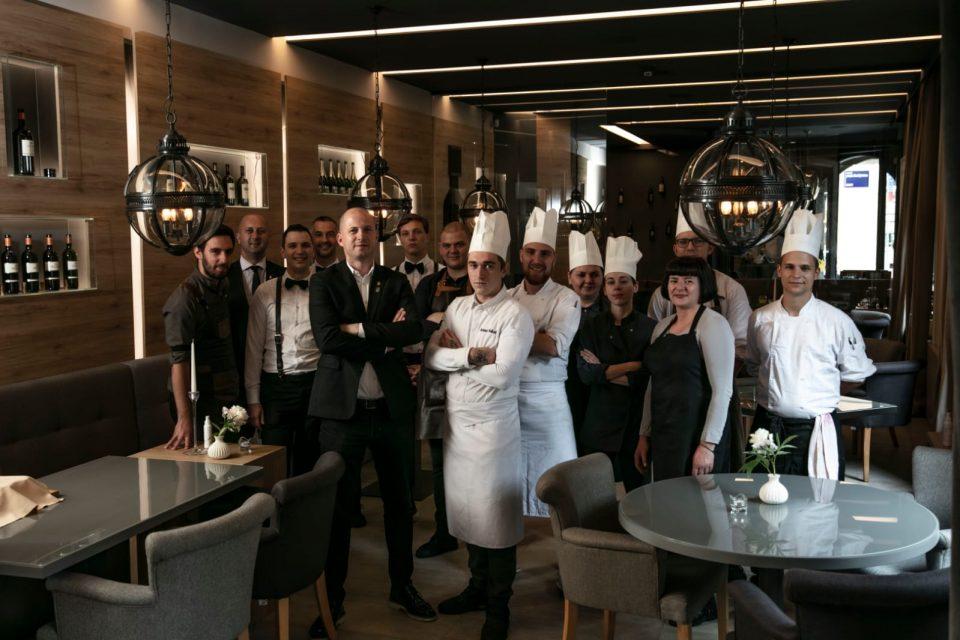 The team from NOEL Restaurant