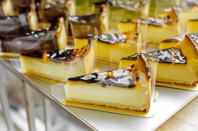 Custard Pastries - Classic / Dark Chocolate / Matcha / Cheese