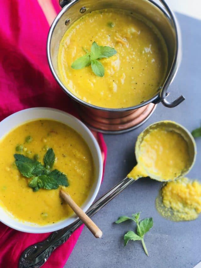 Creamy Mulligatawny Soup