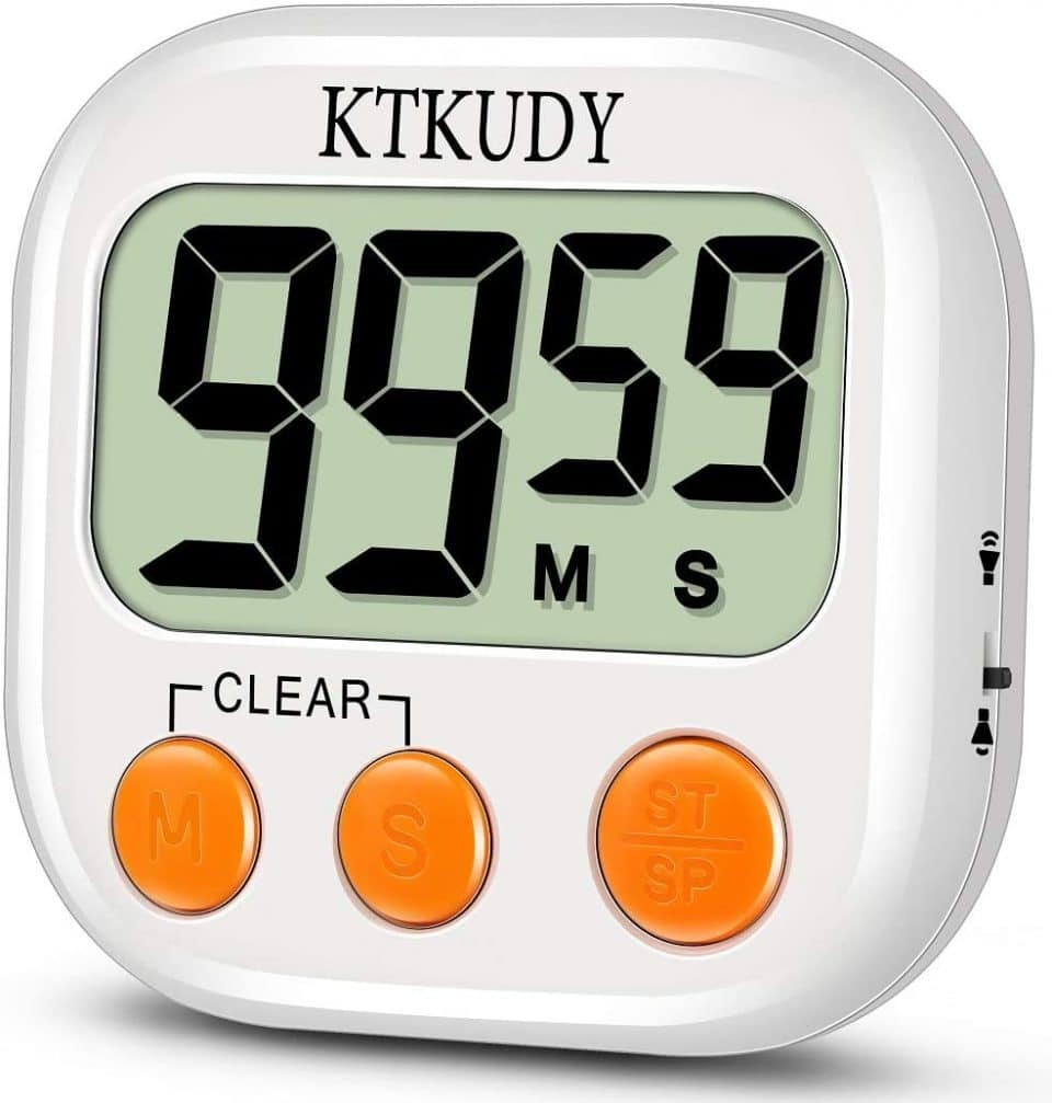 KTKUDY Digital Kitchen Timer