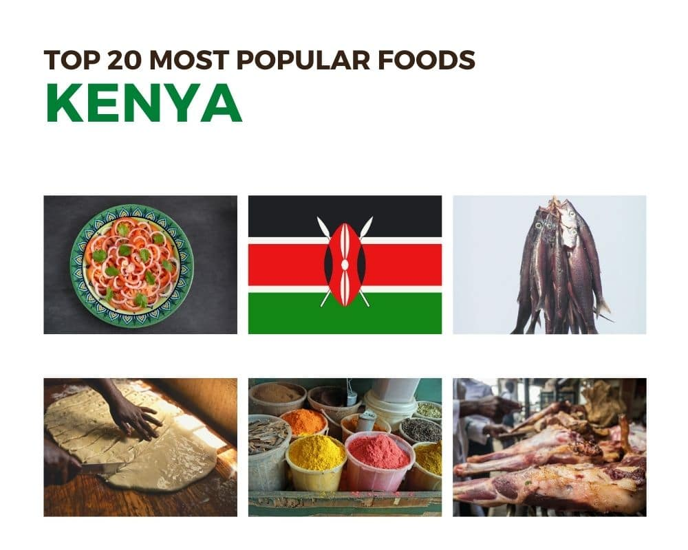 Top foods in Kenya