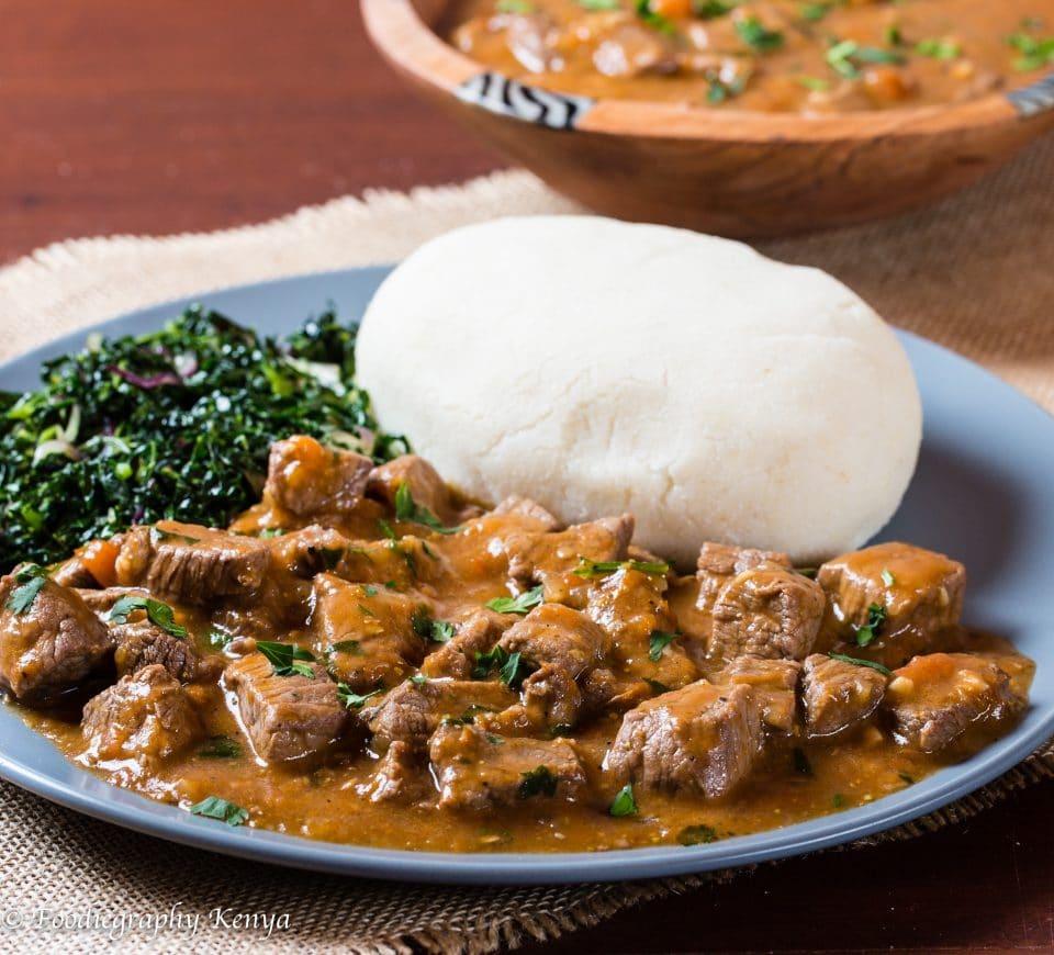 Kenyan Style Stew