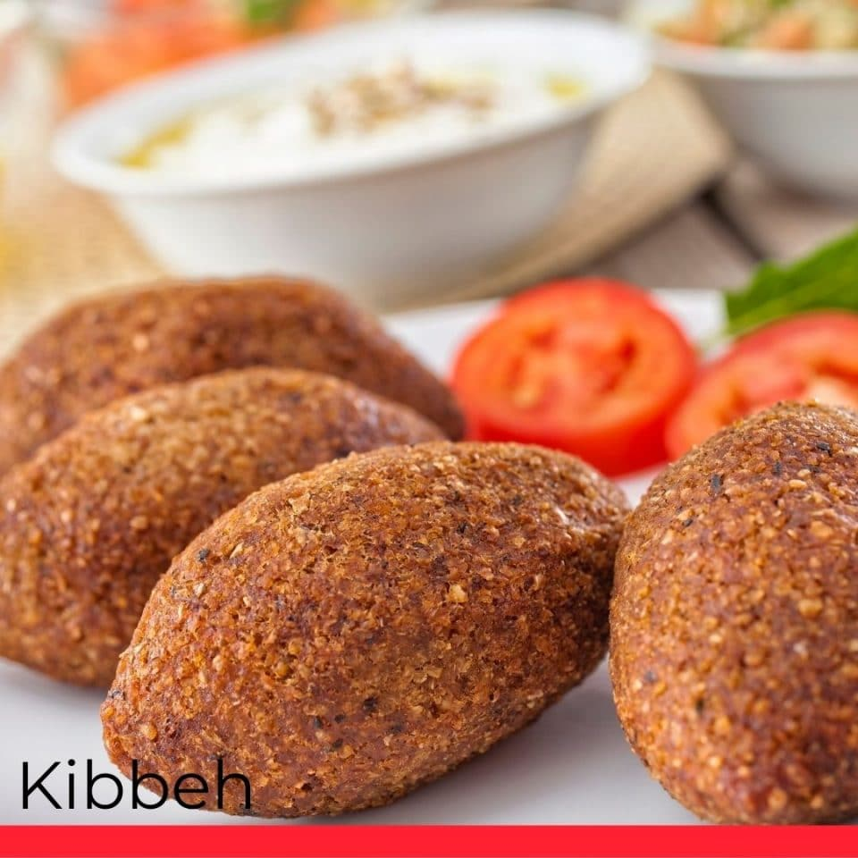 Kibbeh Kzabah