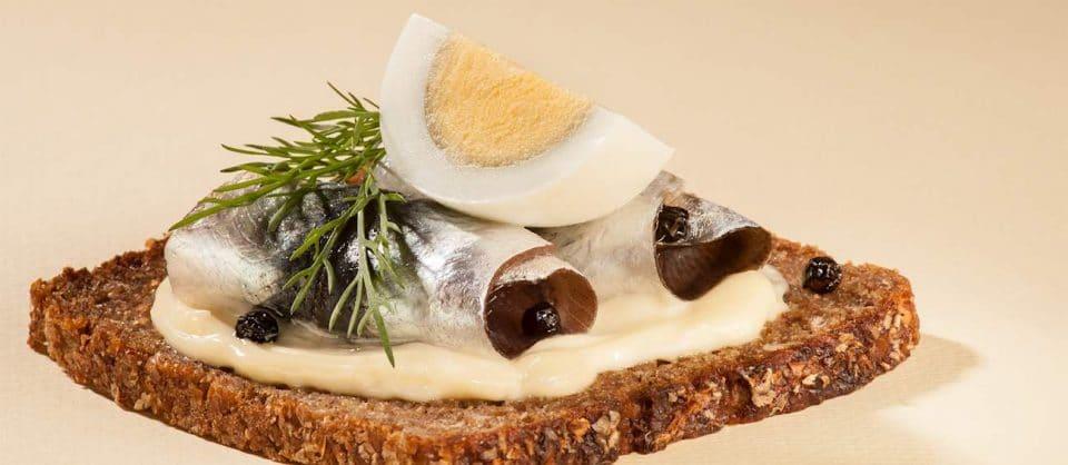 Kiluvõileib – Sprat Sandwich