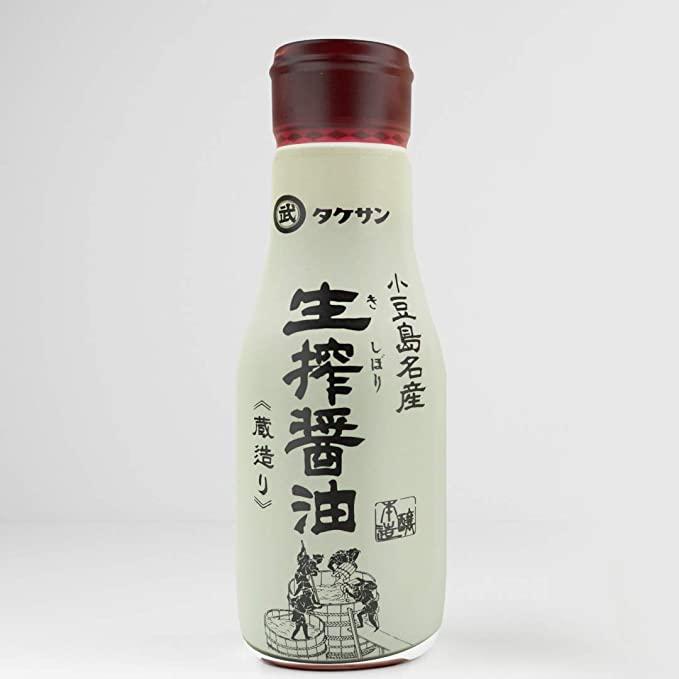 Kishibori Shoyu Imported Soy Sauce (12.3 fl.oz) - Japanese Soy Sauce