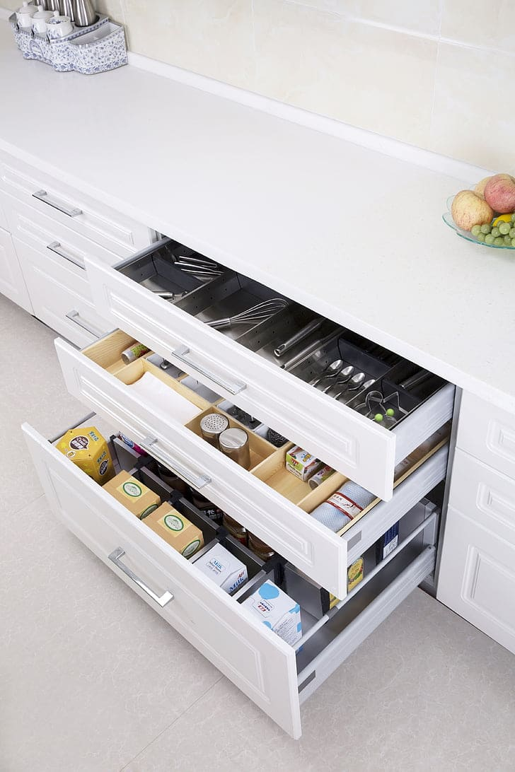 Kitchen Cabin Storage