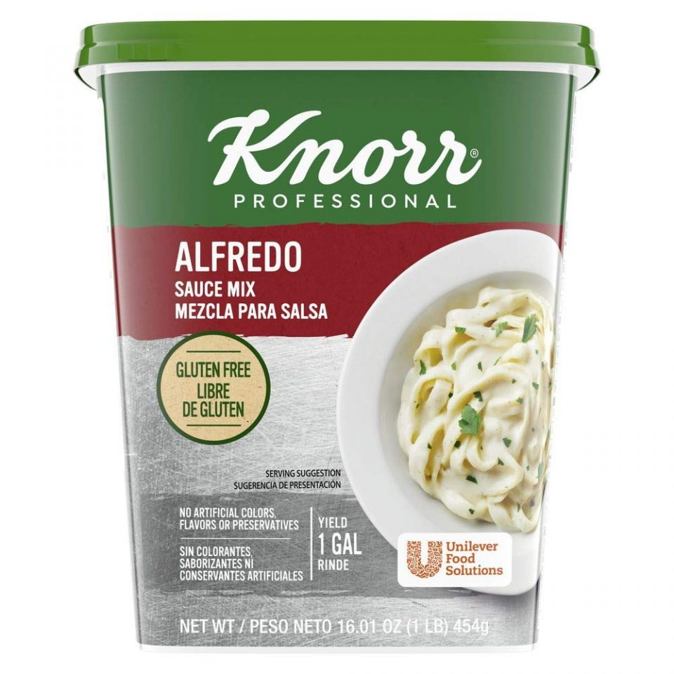 Knorr Professional Alfredo Sauce Mix