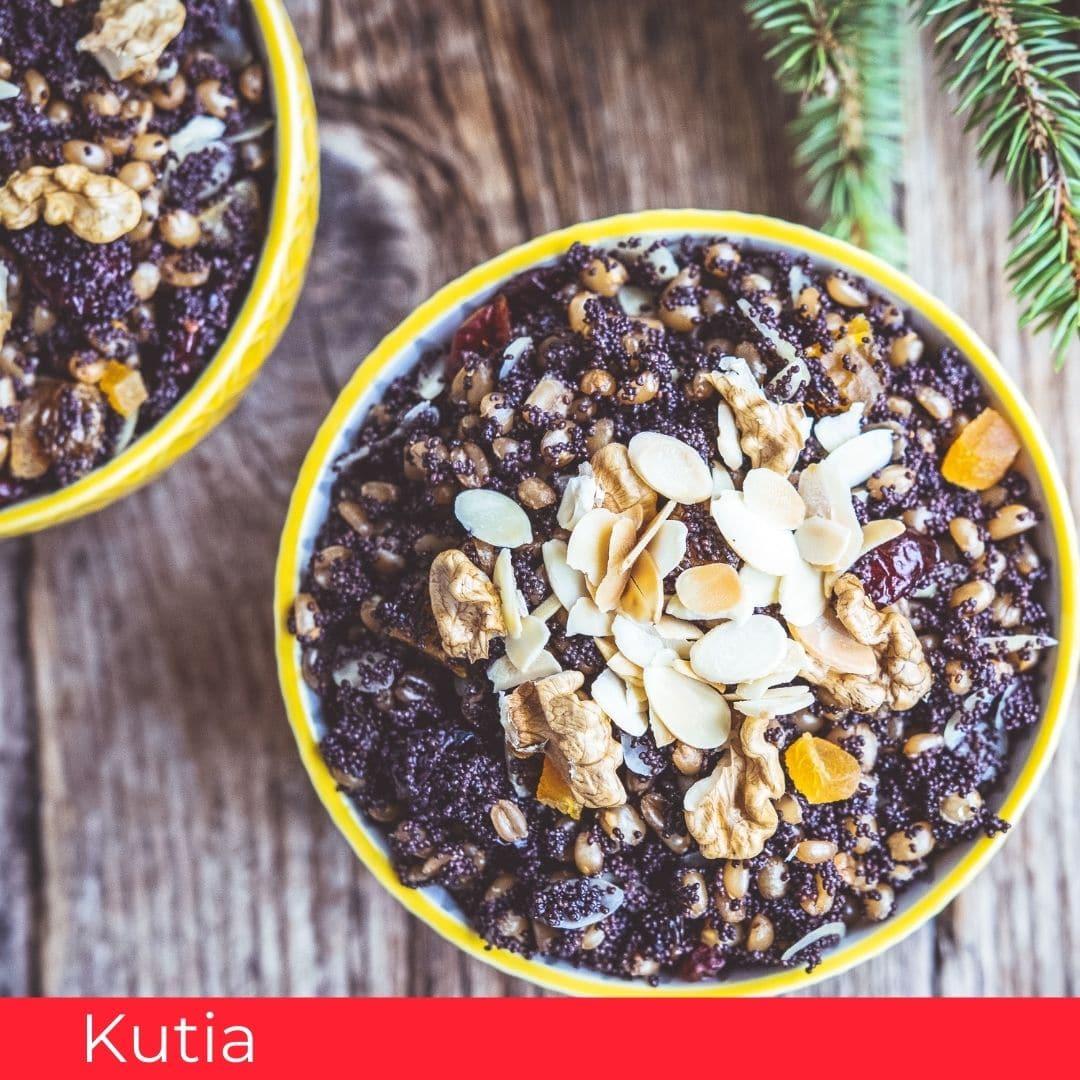 Kutia Dessert