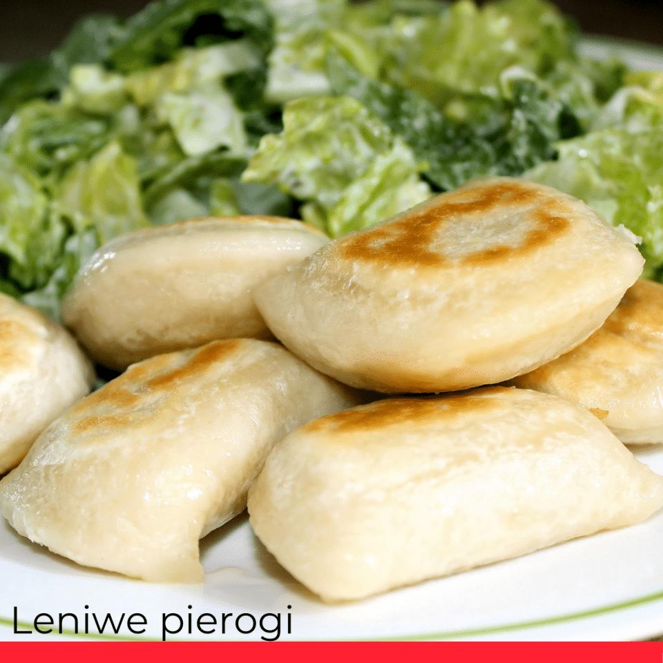 LENIWE PIEROGI (lazy dumplings)