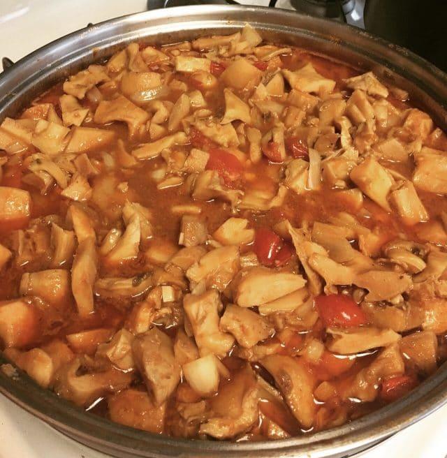 Lambi Soup