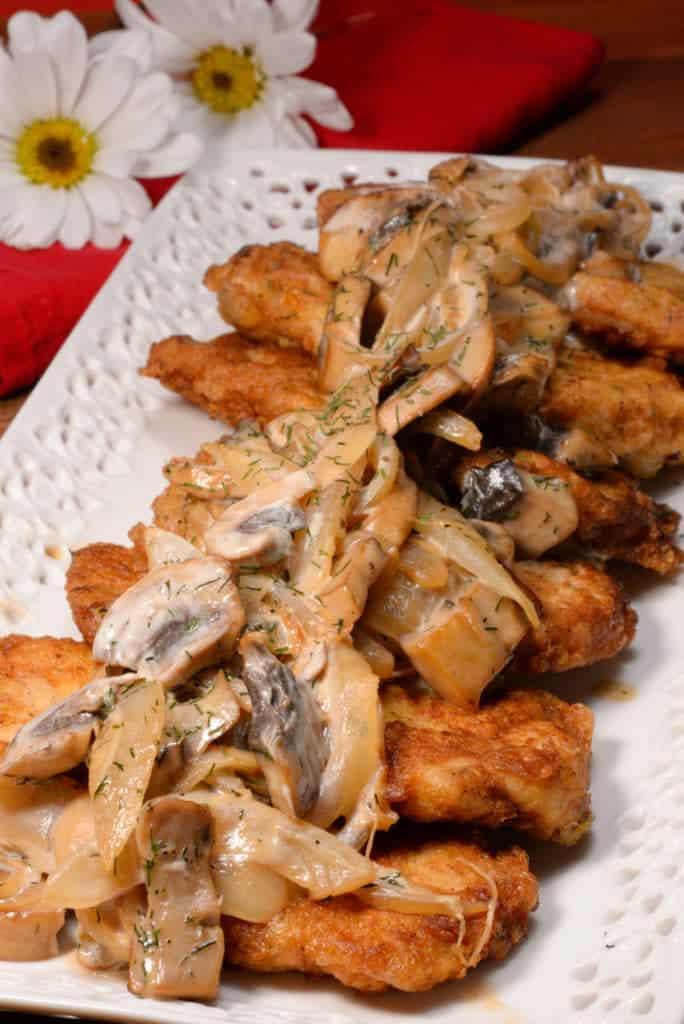 Latvian Pork Chop