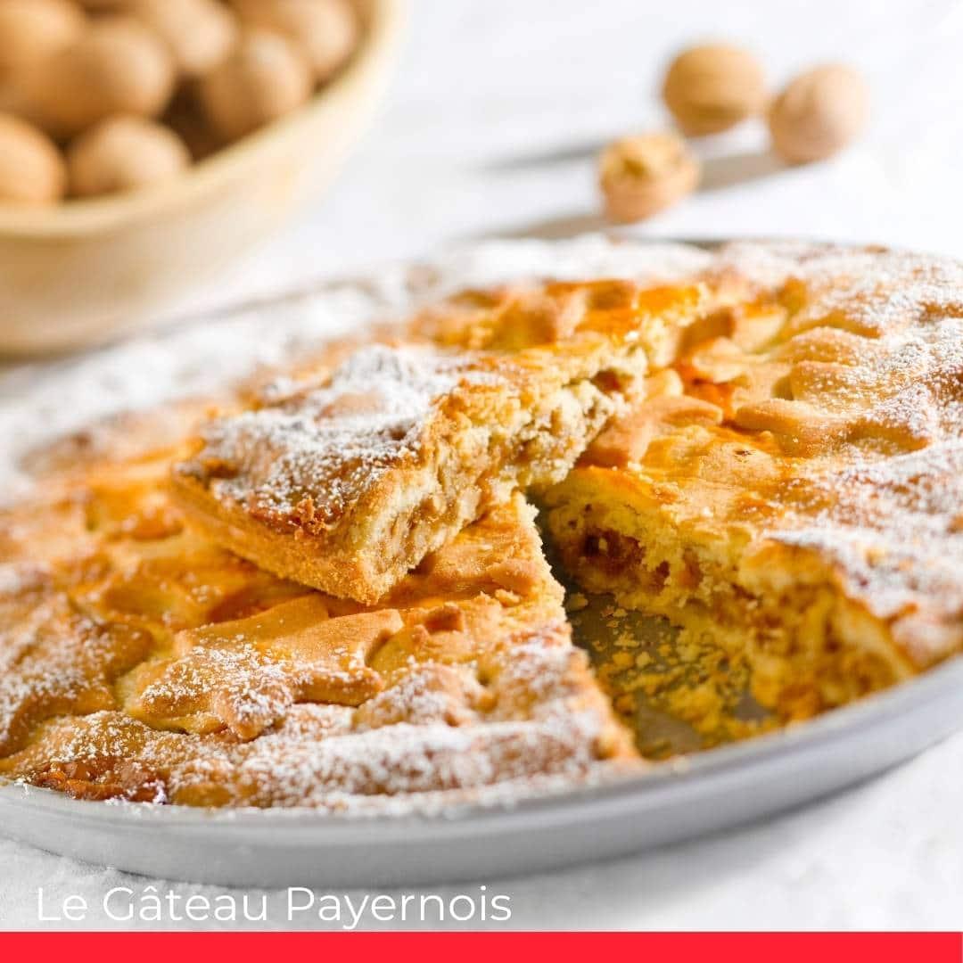 Le Gâteau Payernois (Payernois Cake)