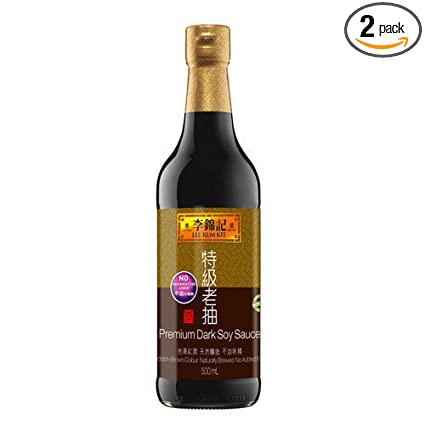 Lee Kum Kee Dark Soy Sauce (16,9 fl.oz)