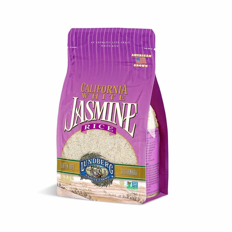 LundbergCalifornia White Jasmine Rice