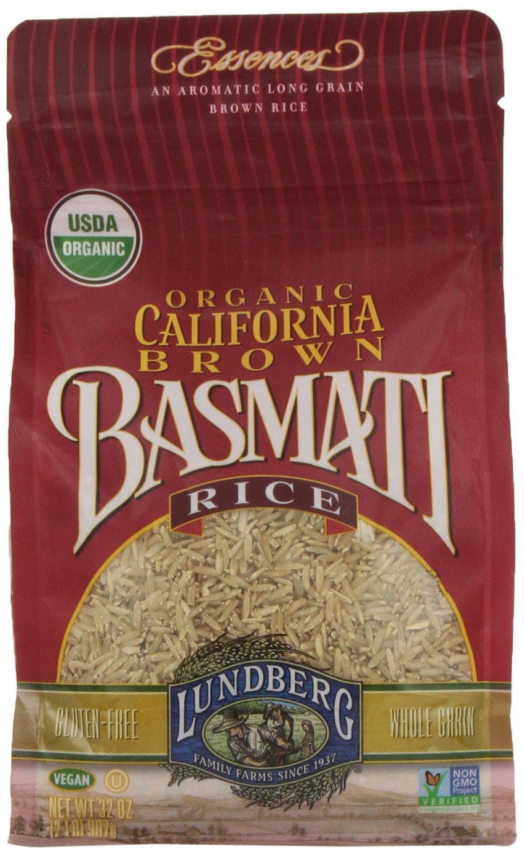 Lundberg Organic Rice, Brown Basmati