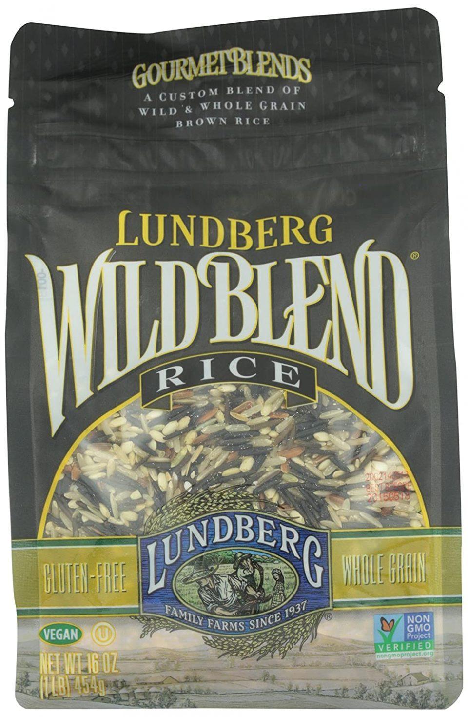 Lundberg Wild Blend