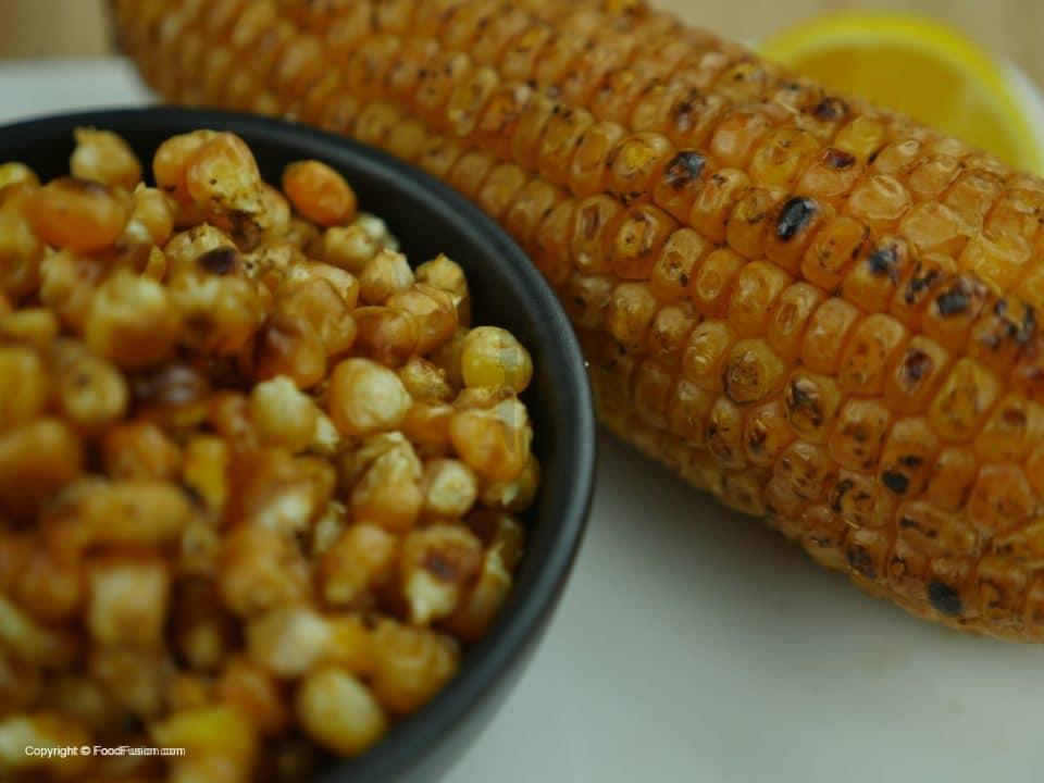 Makai (Roast maize)
