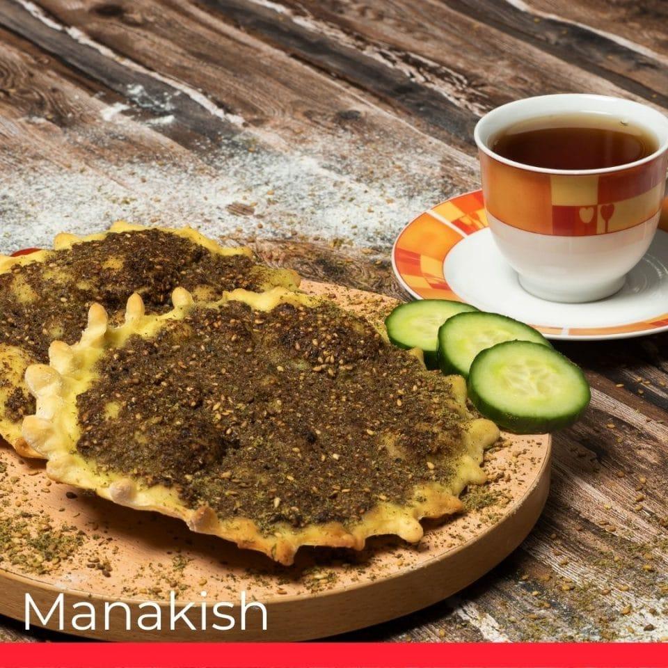 Manakish
