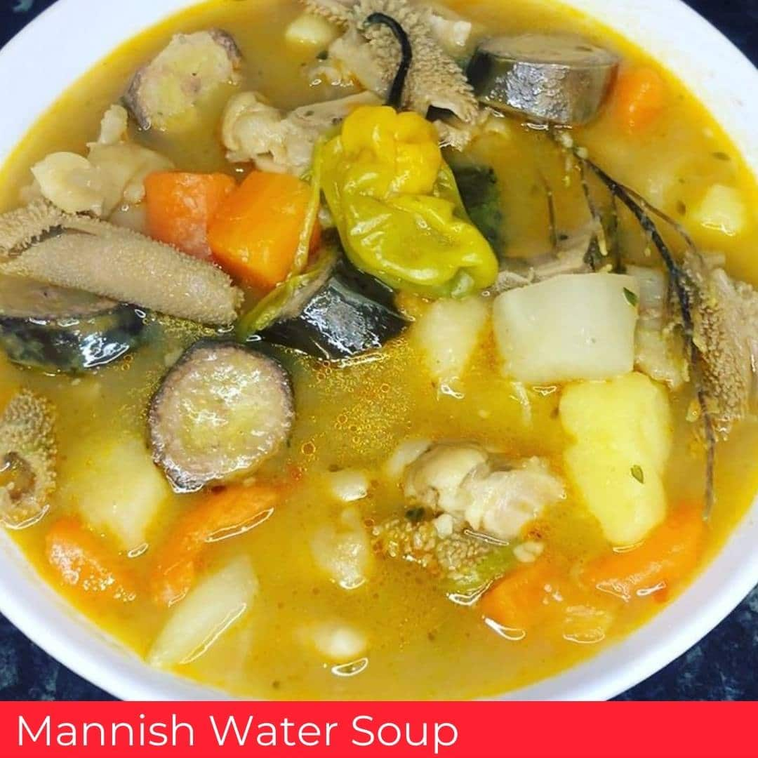 Mannish Water Soup