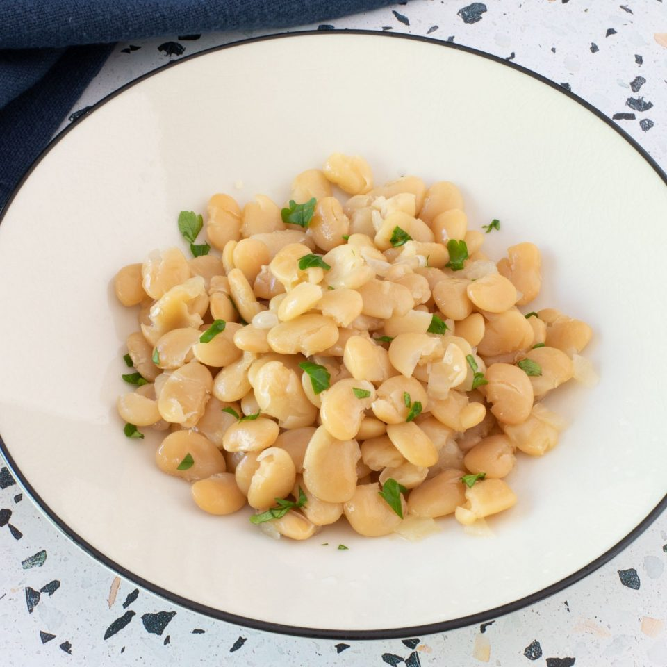 Manteca (Lima Beans)