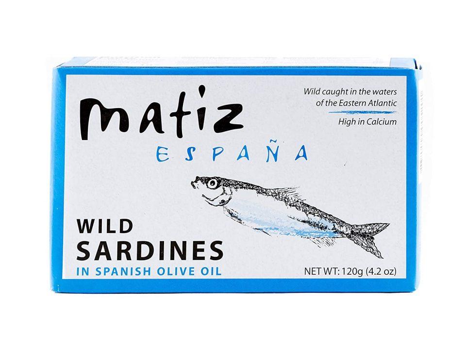Matiz Sardines in Olive Oil
