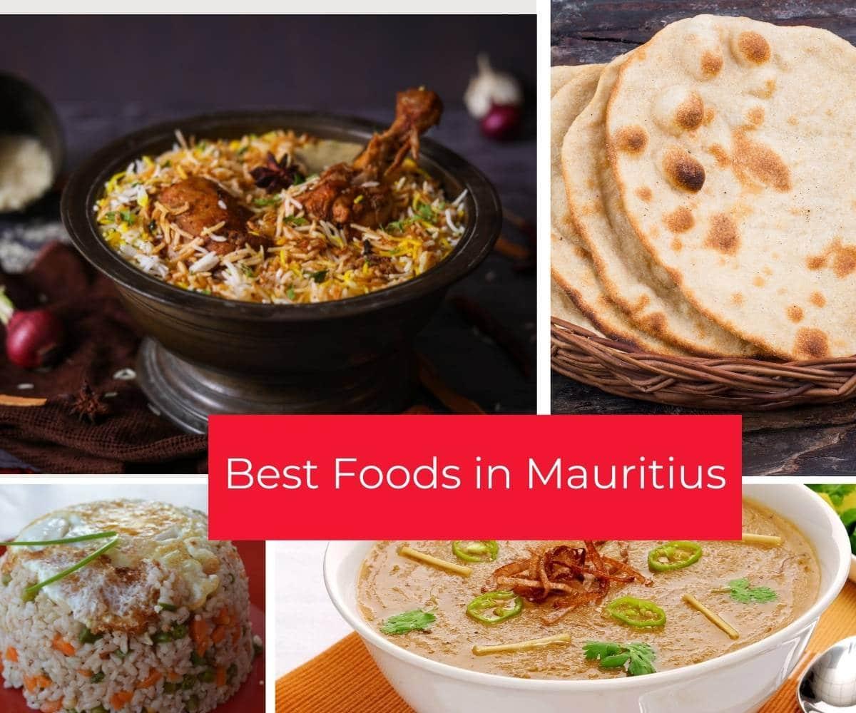 Mauritius Foods