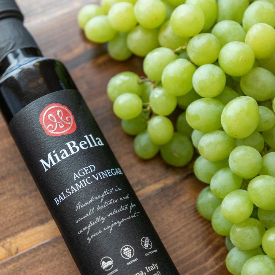 MiaBella Balsamic Vinegar