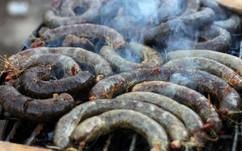 Mutura (Kenyan Sausage)