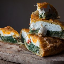 NOVIKOV - Torta Pasqualina with  Sweet Chards and Ricotta credit ABphotoworks edit
