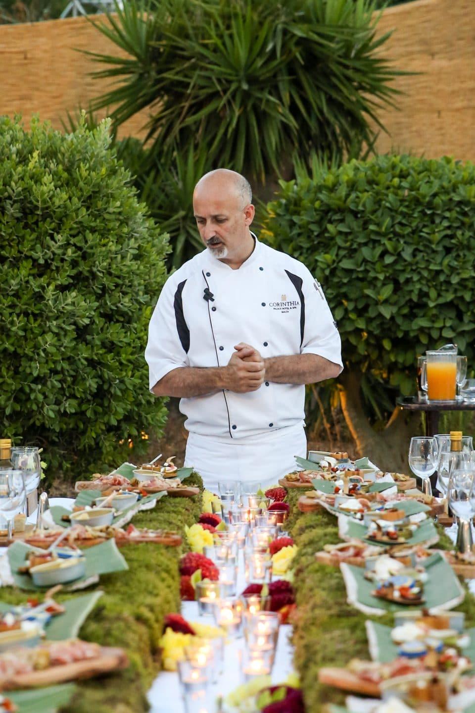 Chef Stefan Hogan