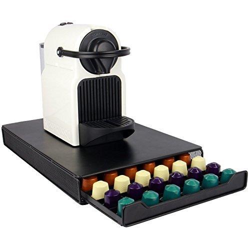 Nespresso Machine with Pod Holder