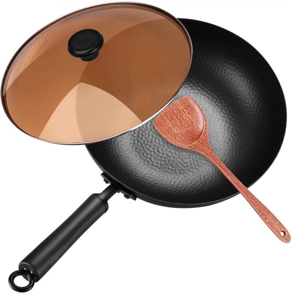 Nonstick Chinese Iron Pot