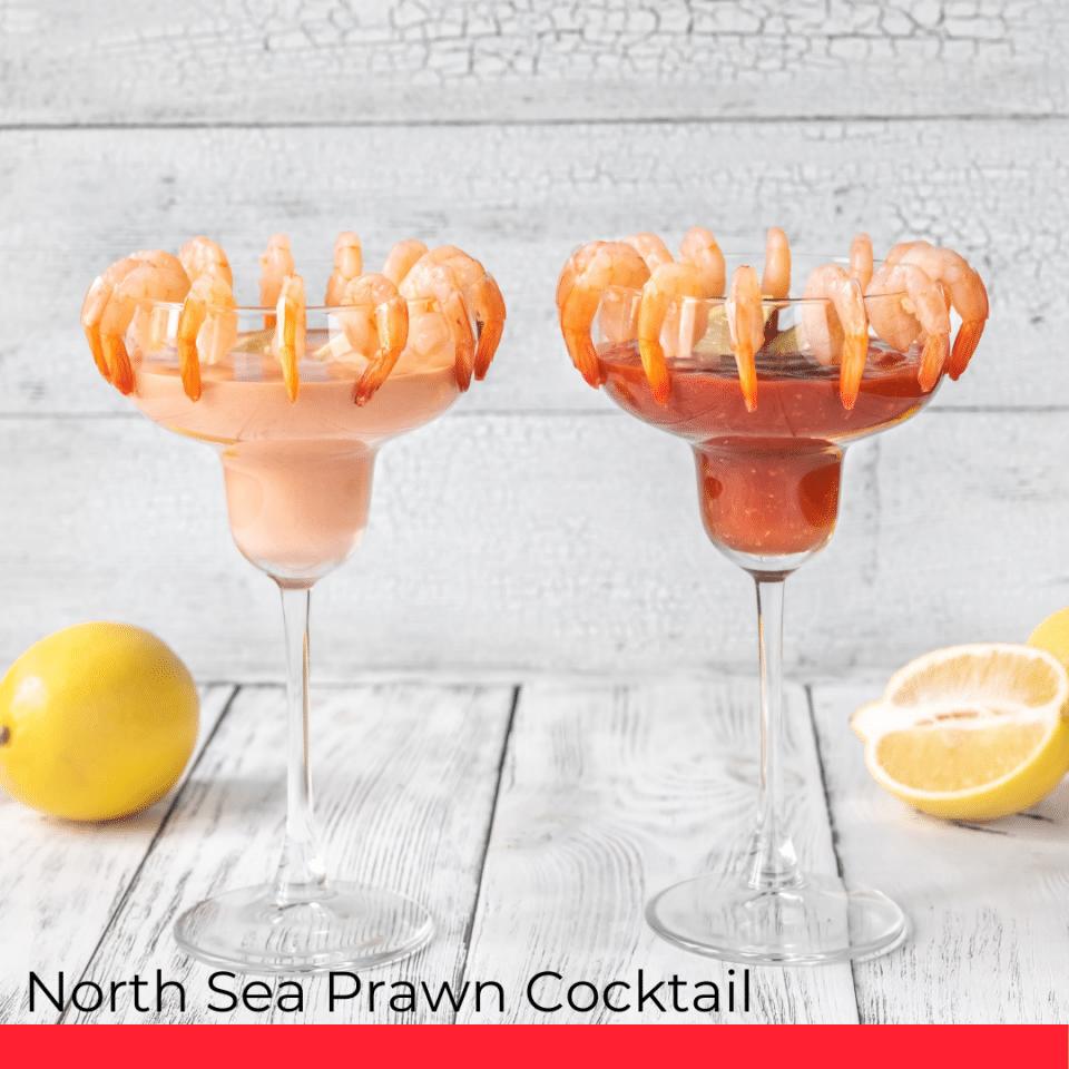 North Sea Prawn Cocktail