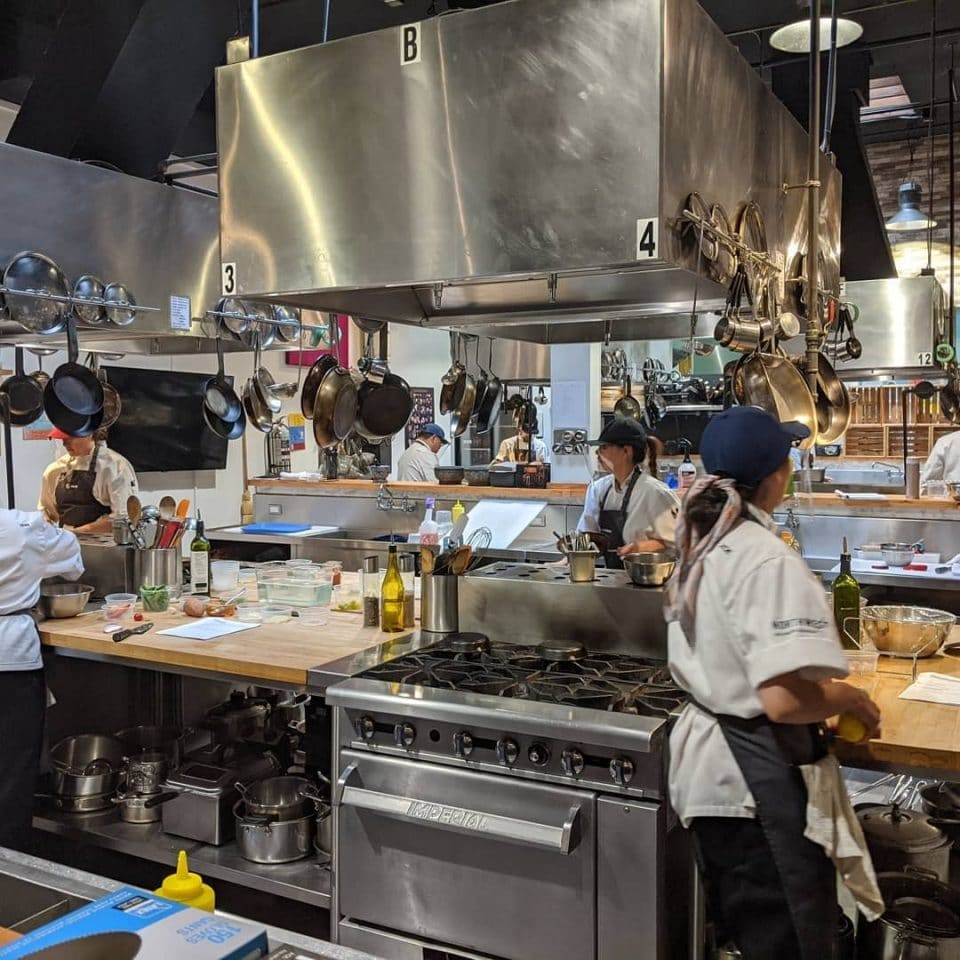 Northwest Culinary Academy of Vancouver
