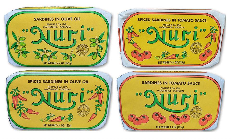 Nuri Portuguese Sardines