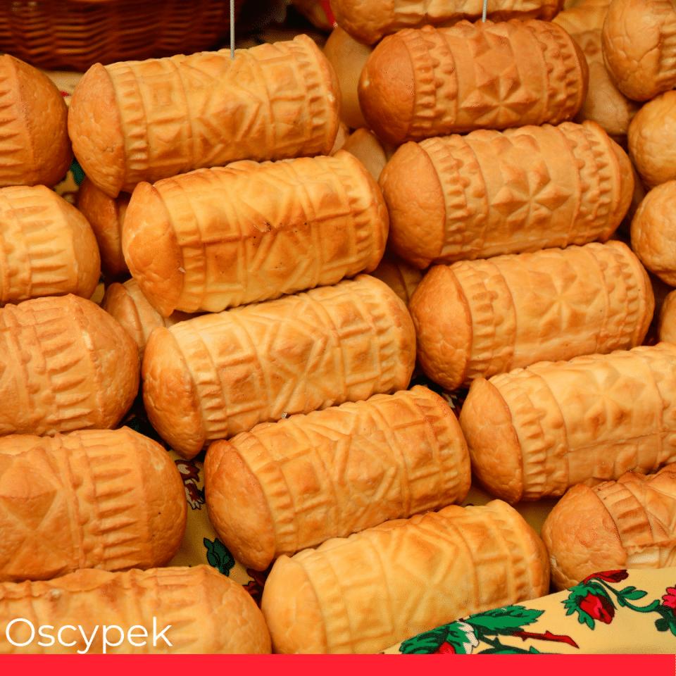 OSCYPEK (sheep's milk cheese)