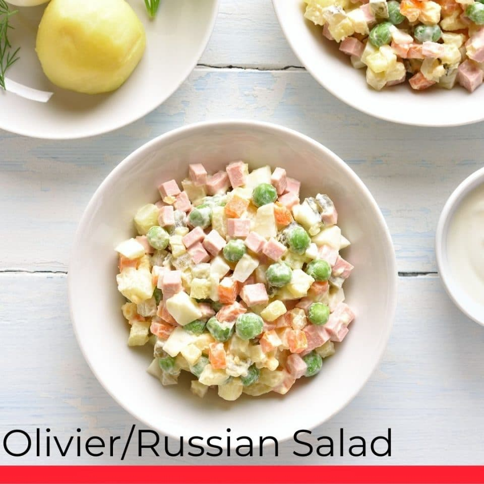 Olivier/Russian Salad