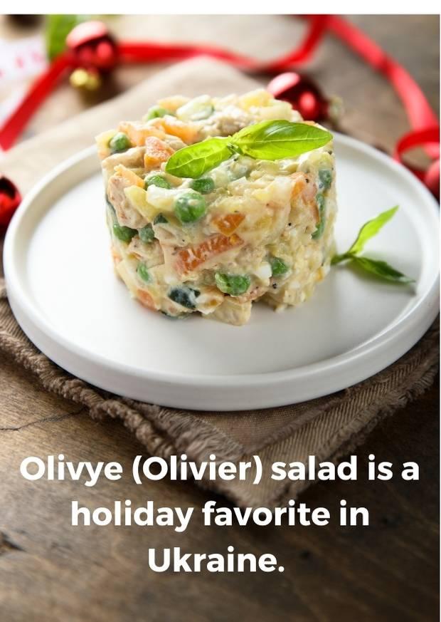 Olivye Salad