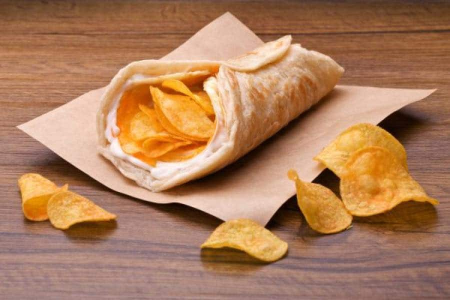 Oman Chip Rolls
