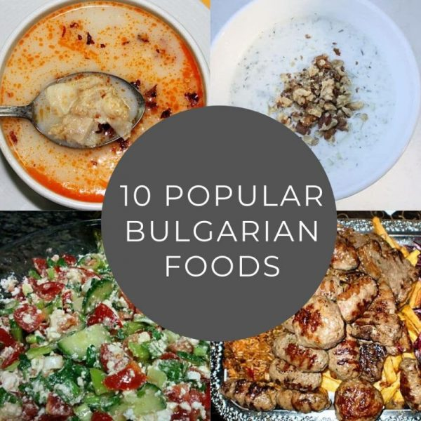 Top 10 Bulgarian Foods Traditional Bulgarian Dishes