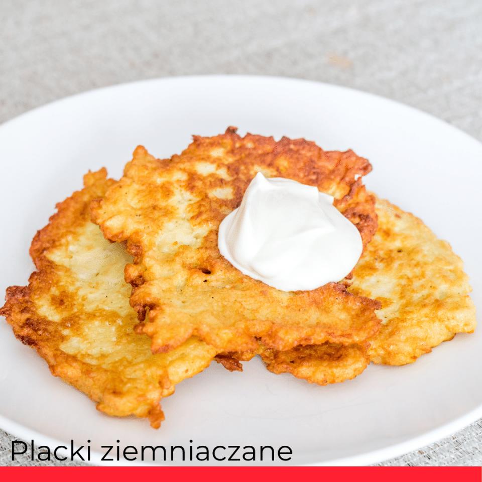 PLACKI ZIEMNIACZANE (potato pancakes)