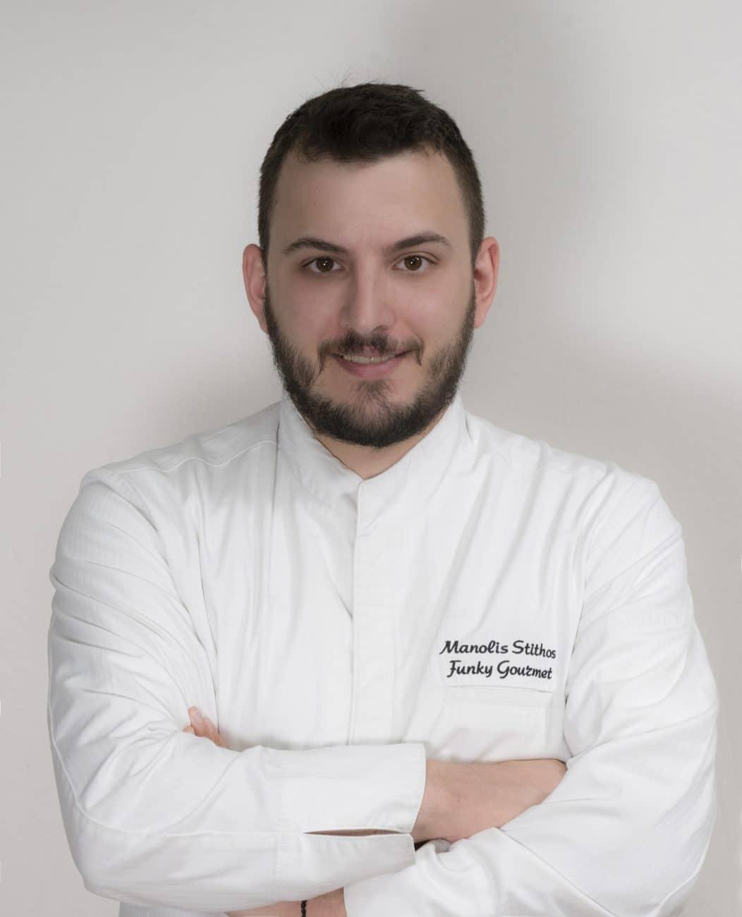 Chef Manolis Stithos