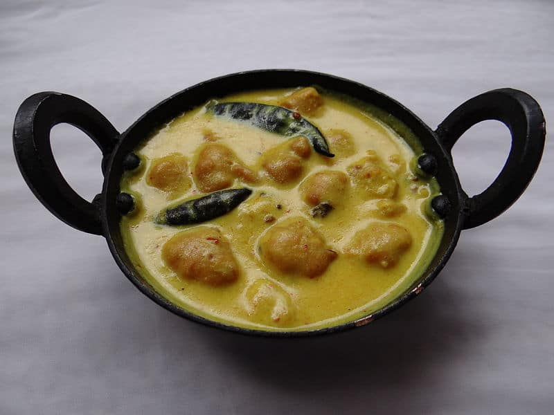 Pakora Kadhi