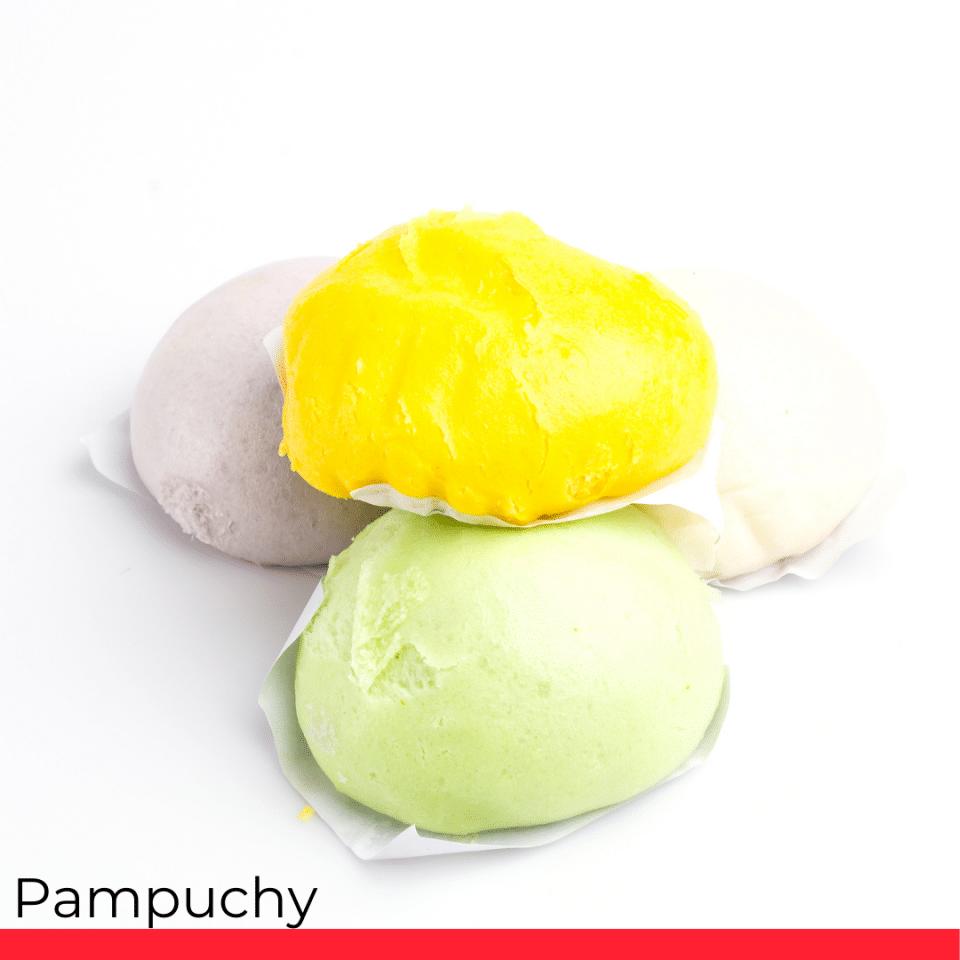 PAMPUCHY (steamed dumplings)
