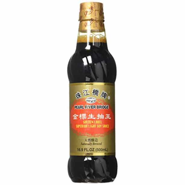 Pearl River Bridge Golden Label Superior Light Soy Sauce