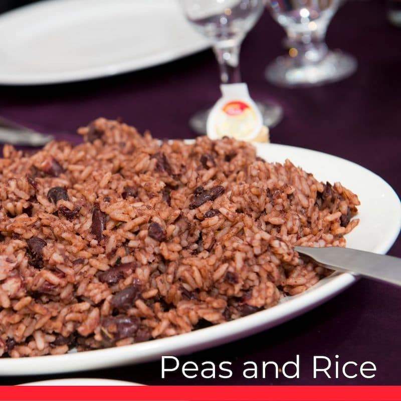 Peas and Rice
